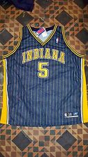 WOW RARE! Authentic Indiana Pacers Jersey JALEN ROSE Vintage 1999 Reebok 56 NWT!