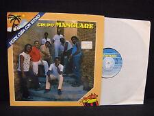 Manguare – Desde Cuba Con Ritmo ' LP N.MINT SPAIN PRESS