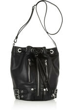 YSL SAINT LAURENT MEDIUM RIDER BUCKET BAG