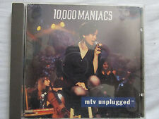 10 000 Maniacs 10,000 Maniacs: MTV Unplugged CD Disc Perfect