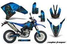 AMR Racing Yamaha Graphic Kit Bike Decal WR250 R/X Decal MX Parts 07-15 ZOMBIE