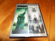CLOVERFIELD DARK CITY (Director's Cut) Double Feature Movie 2 Disc DVD SET NEW