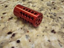 "Tactical Solutions pac-lite .22 Ruger MKIII 22/45 Red Compensator 1"" NEW!!!"