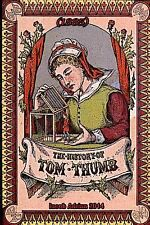 The History of Tom Thumb (1885) by Iacob Adrian (2015, Paperback)