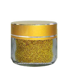 GOLD POWDER - 100mg net - EDIBLE - 999/1000 pure - 24 Carats - Gold Leaf Leaves