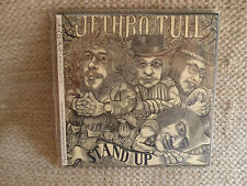 JETHRO TULL STAND UP MINI LP CD JAPANESE JAPAN JPN  MINT TOCP-65880
