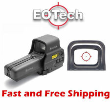EOTech Model 558 A65 Holographic Weapon Sight Optic -QD /Night Vision Compatible
