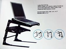 Soundbarrier SB-1LTS - DJ Laptop Stand & Tray