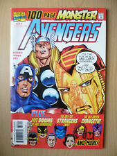 MARVEL COMIC-100 PAGE MONSTER AVENGERS, No.27, APRIL 2000