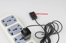 Mini HD Spy Hidden Camera Button Global Super 2Meter Line DVR Video Recorder Cam