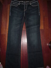 ED HARDY WOMENS JEANS SIZE 31 NEW WITH TAG & FREE SHIPPING #3070