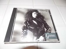 TRINERE GAMES ORIGINAL CD 1991 MINT PRESSING ATLANTIC FREESTYLE LUKE RECORDS HTF