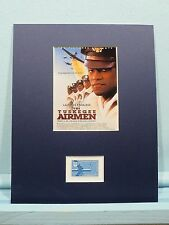 The Tuskegee Airmen and the Red Tails & the stamp honoring the Air Force
