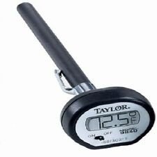 Taylor 9840 Digital Instant-Read Pocket Thermometer *