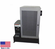 WASTE OIL HEATER Multi-Fuel & Chimney Kit - Commercial - 120,000 BTU - 15 Gallon