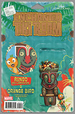 ENCHANTED TIKI ROOM #5 CHRISTOPHER ACTION F (MARVEL 2017 1st Print) COMIC