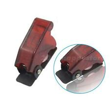 New Red Safety Flip Up Aircraft Style Cover for Toggle Switch Guard HYSG