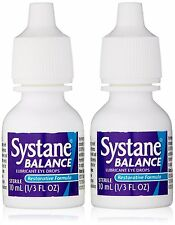 3 Pack - Systane Lubricant Eye Drops Restorative 2 count 0.67oz Per Box