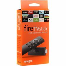 Amazon Fire TV Stick Quad Core 2nd Generation Alexa Voice Remote Control Media
