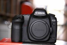 Canon EOS 5D Mark II 21.1MP Digital SLR Camera - Black (Body Only) IMMACULATE