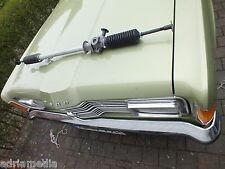 Ford Taunus MK1 Knudsen Lenkgetriebe (07/70 - 08/83) Lenkung Komplett Lenkstange