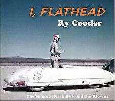 I, Flathead Hardcover Book by Ry Cooder (CD, Jun-2008, Nonesuch (USA))