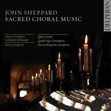 Sheppard: Sacred Choral Music, New Music