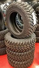 35x12.50x20 4 new Mud tires Wanli Eco Sendero M/T 35x12.50R20 LT 10 ply HD tires