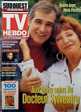 TV HEBDO 1997: MARIA PACOME_JEROME ANGER_BERNARD LAVILLIERS