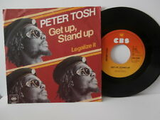 "peter tosh""get up,stand up""single.or.europe.cbs:6993 de 1978."