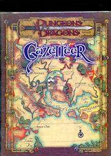 JDR RPG JEU DE ROLE / D&D 3.5 GAZETTEER