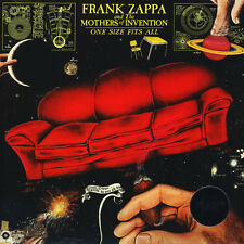 Frank Zappa - One Size Fits All (Vinyl LP - 1975 - US - Reissue)