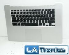 "NEW Apple MacBook Pro A1398 2012 15"" Retina Top Case Keyboard + Battery 661-6532"