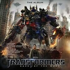 TRANSFORMERS: DARK OF THE MOON [ORIGINAL SOUNDTRACK] [USED CD]