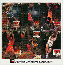 "*1994 Australia Basketball Card NBL S1 ""EXPORT"" Lord Of The Ring Full Set (6)"