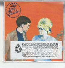 (ER693) The Long Blondes, Once And Never Again - 2006 DJ CD