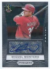2012 Prizm - MIGUEL MONTERO Autograph #MM - Cubs Auto