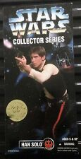 "Star Wars Collector Series 12"" Han Solo"