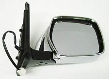 Door/Wing Mirror Chrome Electric RH OS For Toyota Landcruiser HDJ100 4.2TD 98 +