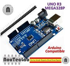 UNO R3 REV3 ATmega328 16U2 CH340 100% Compatible with Arduino
