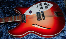 Rickenbacker 360/12c63 FireGlo Electric Guitar OHSC Unplayed Worldwide Shipping