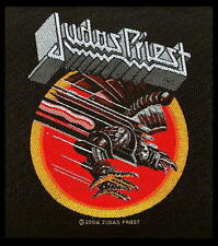 JUDAS PRIEST PATCH / AUFNÄHER # 13 SCREAMING FOR VENGEANCE
