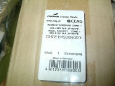 CROUSE HINDS GHG511 4506 R0001 SOCKET 3P.N.E.....EEX EXPLOSION PRO ..NEW PACKAGE