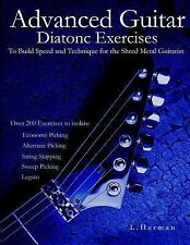 Advanced Guitar Diatonic Exercises to Build Speed and Technique for the Shred...