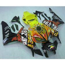 46 Fairing Bodywork Kit For Honda CBR1000RR CBR 1000 RR 2006 2007 INJECTION 22B