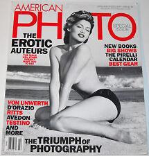 American Photo Magazine January/February 1999 Special Issue Laetitia Casta