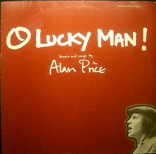 LP Alan price-O Lucky Man!, original sountrack