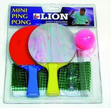 ** Mega Vente ** LION Mini Kit de tennis de table ping pong jeu 3.5 mtr