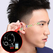 Stereo Air Tube 3.5mm Anti-radiation Headset Radiation Proof Headphones Earphone