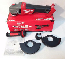 "Milwaukee M18CAG125XPDB-0 18V 2783-20 Fuel 125mm (5"") RAPID STOP Angle Grinder"